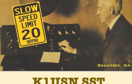 K1USN Radio Club Announces New Weekly Slow-Speed CW Contest