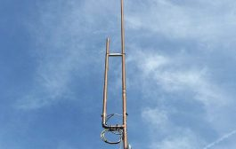 An Unusual Jpole Antenna