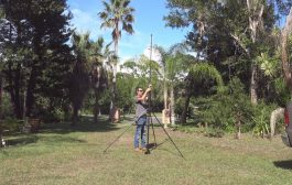 Portable Carbon Fiber Telescopic Antenna Mast With Premium Tripod, Review/Demo