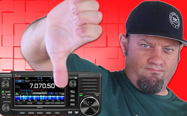 Why You Should NOT Buy an Icom IC-705! – Icom IC-705 News