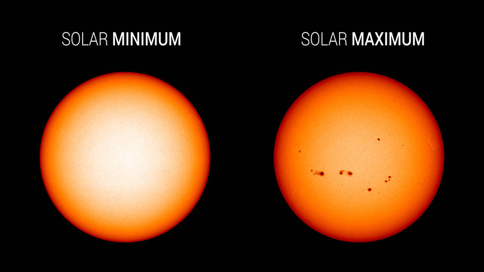 NASA, NOAA to Discuss Solar Cycle Prediction During Media Teleconference