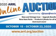 Now Open! The 15th Annual ARRL Online Auction