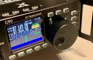 The Xeigu G90 QRP Transceiver on CW