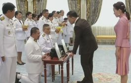 King Vajiralongkorn receives ham radio callsign HS10A