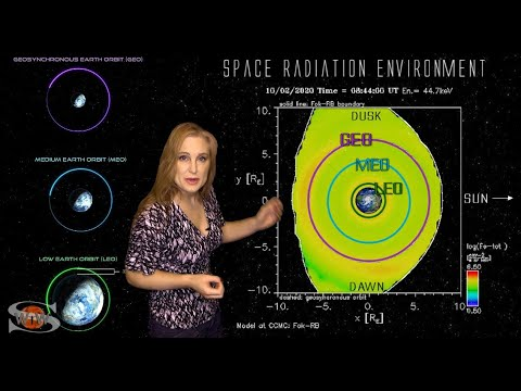 A Bright Region Leaves & Solar Storm Wanes with a Mini-Storm Kiss | Solar Storm Forecast 10.06.2020