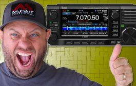 Icom IC-705 Unboxing and Menu Demo – HF/VHF/UHF All Mode Transceiver