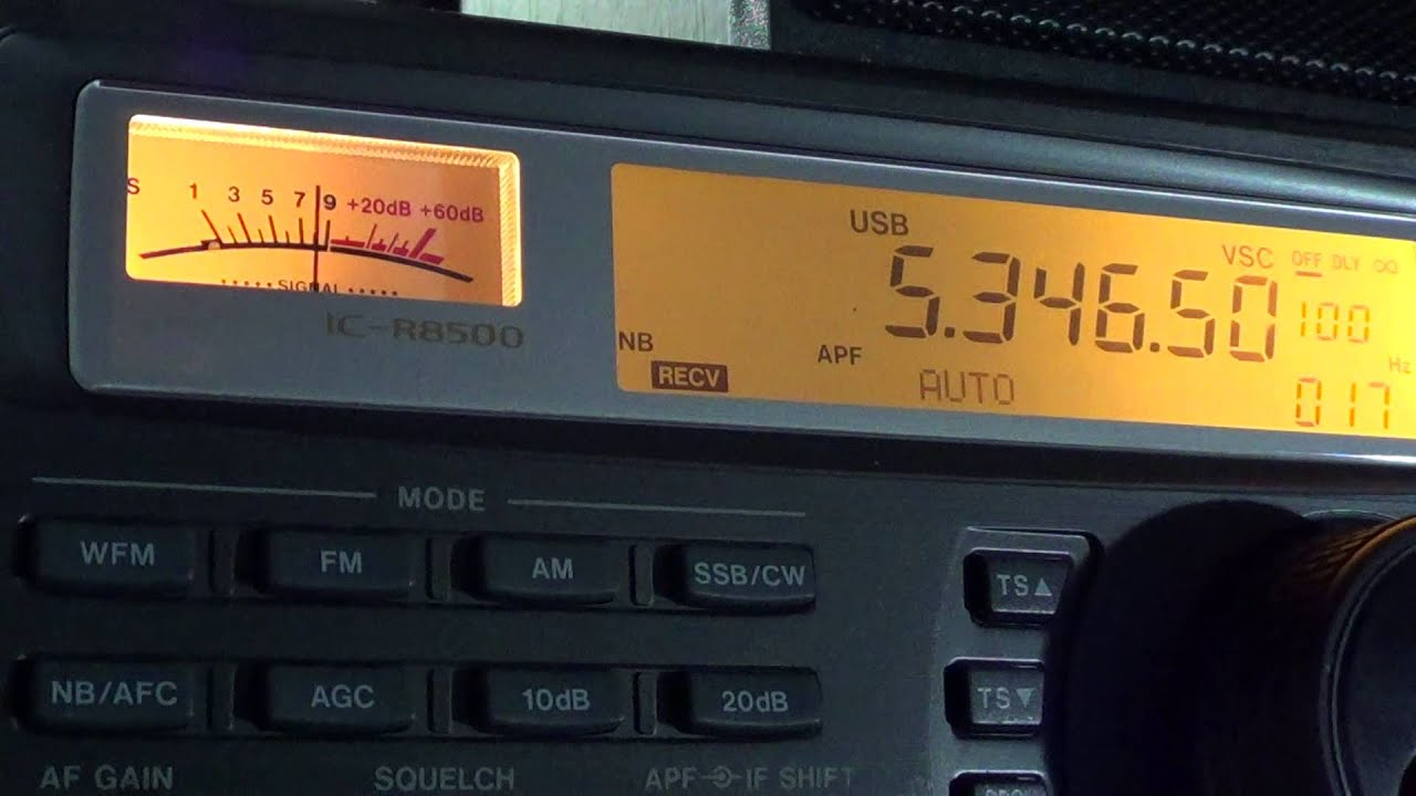 New Zealand Radio Amateurs Lose Access to 60 Meters