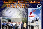 WX4NHC at the National Hurricane Center will Activate, Other Resources on Alert