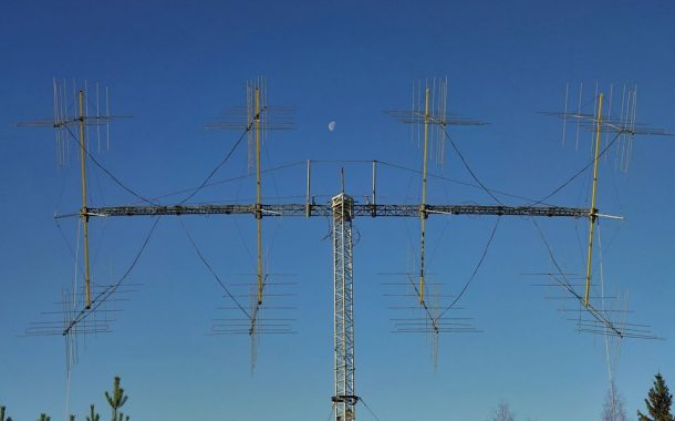 OH2BC installs large InnovAntennas 50MHz array