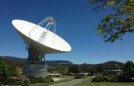 NASA reestablishes contact with 43-year-old Voyager 2 which is 11.6 BILLION miles from Earth after repairs to antenna in Australia left spacecraft flying solo for seven months