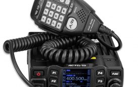 Retevis RT95 Budget Dual Band Mobile Transceiver