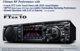 The New Yaesu FTDX10 [ UPDATE ]