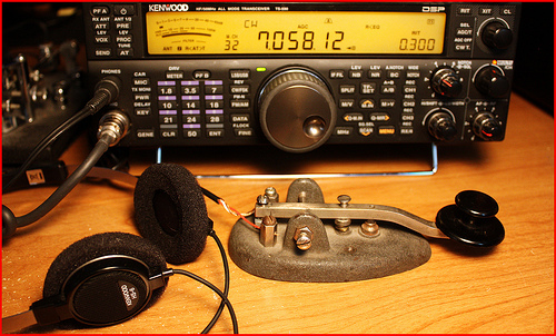 ARRL Staffers to be On the Air from W1AW for Straight Key Night