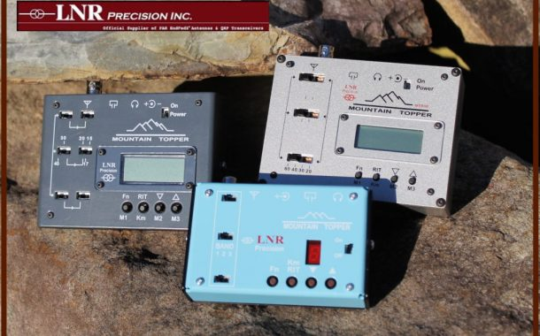 THE NEW MOUNTAIN TOPPER MTR-4B V2 BY LNR PRECISION