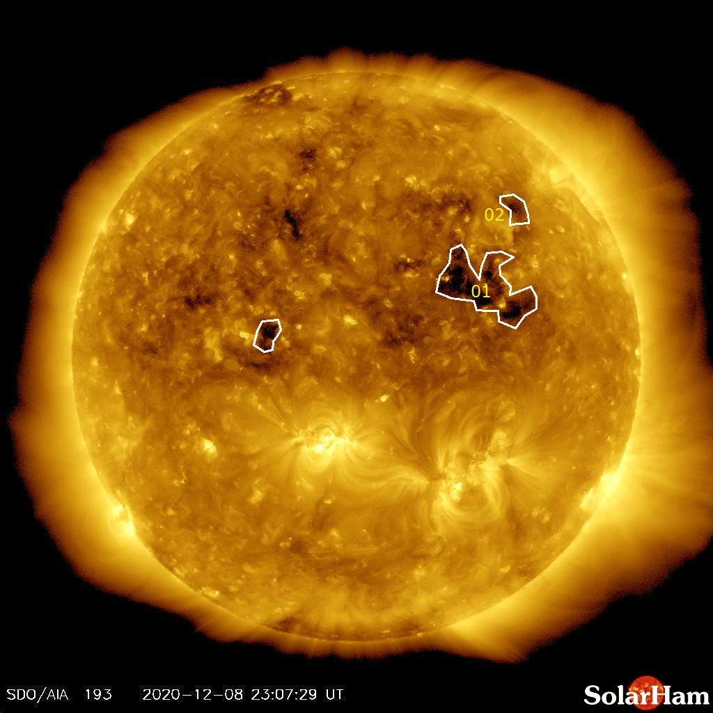 Geomagnetic Storm Watches Are in Effect through December 11