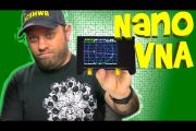 NanoVNA SAA2 Version 2 Vector Network Analyzer – Ham Radio Antenna Analyzer