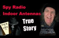 Spy Radio & Indoor Antennas – If they can do it, so can you!