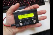 Introducing QCX-mini 5W CW transceiver!