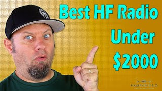Best HF Ham Radio Under $2000 – 4 Best HF Transceivers 2021
