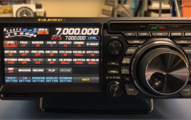 Yaesu FT-DX10 And Icom IC-7300, Side By Side Comparisons
