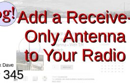 Add a Receive-Only Antenna to Your HF Rig