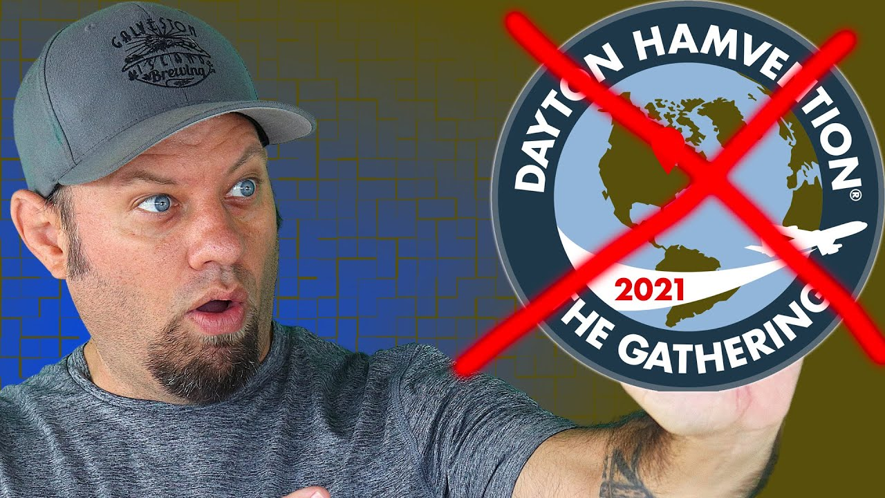 Hamvention 2021 is Officially Cancelled