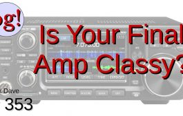 How Your Radio's Final Amp Class Affects Efficiency
