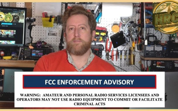 FCC Notice: What You CAN And CANNOT Do With Ham Radio