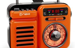 Radioddity Raddy RW3 Go-Kit-Type Radio AM/FM/WX, Phone Charger and More
