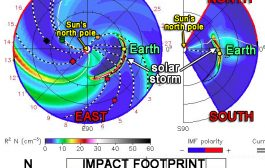 A direct hit! The solarstorm our Sun launched is confirmed to be Earth-directed!