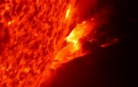 """A """"Perfect Coronal Mass Ejection"""" Could Be a Nightmare"""