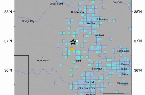 """Amateur Radio Helping to Fill Earthquake Report """"Donut Holes"""""""