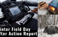 Ham Radio Off Grid | Winter Field Day 2021 AAR