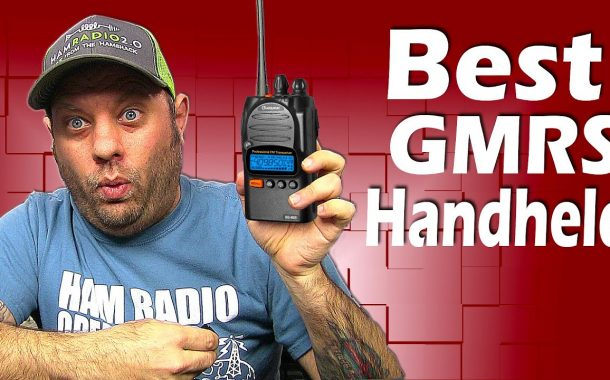 Best GMRS Handheld Radio 2021 – GMRS Radio Comparison