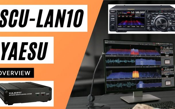 SCU-LAN10 with FTdx101 / FTdx10 Overview