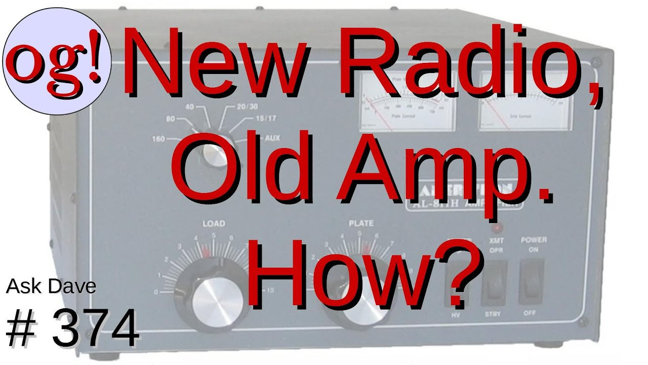 How to Connect a Modern Radio to a Legacy Tube Amp