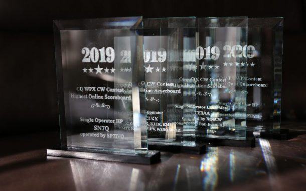 CQ WPX SSB/CW 2021 Online Scoring Trophy program