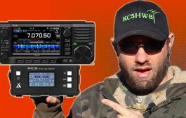 How to use the Icom IC-705 with the Xiegu XPA125B Amp
