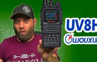 Wouxun REVEALS the KG-UV8H Dual Band 8-watt HT Radio