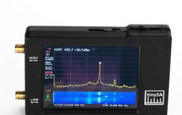 tinySA Spectrum Analyzer review