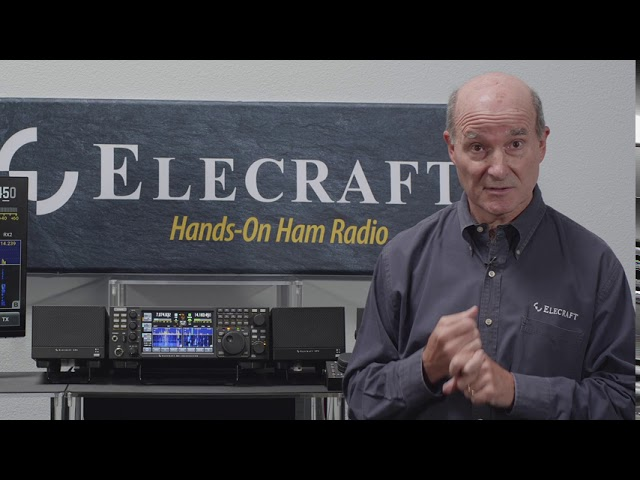Elecraft K4 Presentation at QSO Virtual Ham EXPO 2021