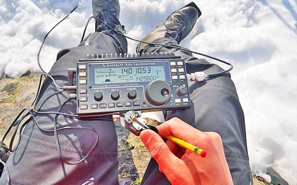 Radio Amateur Helps Rescuers to Locate Lost Hiker