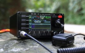 KN-990 SDR All Mode HF Transceiver With IF DSP 0.1 – 30 MHz