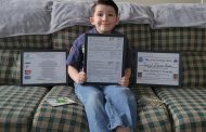 8-year-old becomes youngest ham radio operator in Montour County