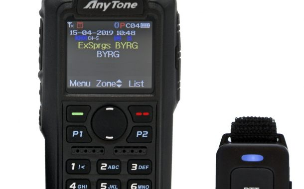 AnyTone AT-D878UVII Plus Unboxing and Demo
