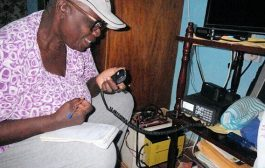 St. Vincent Radio Amateurs on Alert During Volcano Emergency