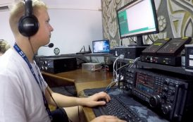 Home but never alone: Celebrating World Amateur Radio Day