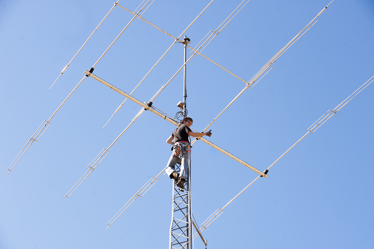 Antenna Separation Anxiety