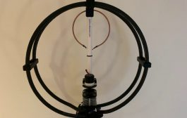 MAGNETIC LOOP 40M – 10M Built by 2E0ERO