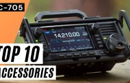 TOP 10 ACCESSORIES FOR IC-705